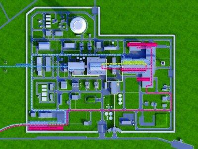 В России продолжается строительство опытного энергокомплекса новейшего реактора проекта Прорыв
