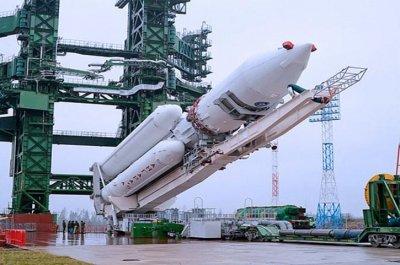 Заказаны 10 новых ракет семейства Ангара