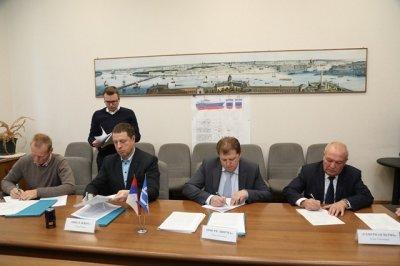 4 новых автоматизированных рыболовецких судна построят в Санкт-Петербурге