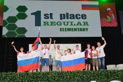 Российская сборная победила на всемирных соревнованиях по робототехнике WRO 2017