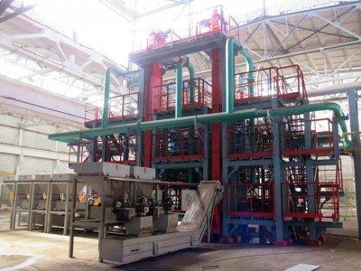 В России заработала новая установка безотходного производства черной и цветной металлургии