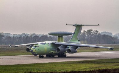 Новейший А-100 выполнил первый полет