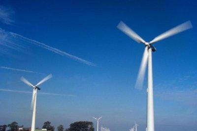 В январе 2018 года в Калининграде запустят ВЭС мощностью около 5,1 МВт