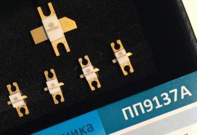 Начался выпуск новых российских нитрид-галлиевых (GaN) транзисторов