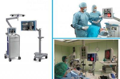 Выпущена первая опытная партия российского оборудования для высокоточных хирургических операций