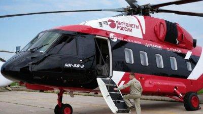 Вертолет Ми-38: Запускается серийное производство