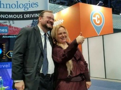 Русская компания Cognitive Pilot стала №1 в автомобильном мире на этой неделе