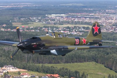 Жизнь легендарного Ил-2 продолжается