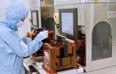 В России начато производство новых 6-выводных контактных чип-модулей