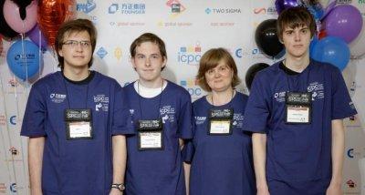 Российские студенты выиграли мировой чемпионат по программированию в 7-й раз