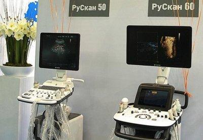 РуСкан 50 и РуСкан 60 – первые серийные современные российские УЗИ-сканеры