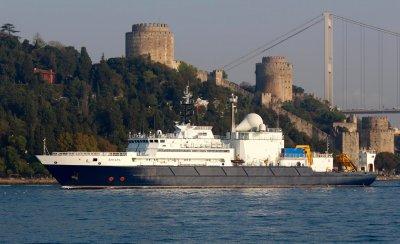 Российское исследовательское судно успешно завершило поход в более чем 50000 морских миль