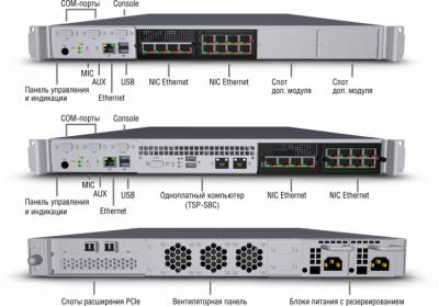 Представлена новая российская IP-АТС на отечественных процессорах Эльбрус-4С