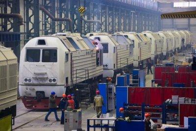 В России продолжает расти производство и экспорт промышленной продукции