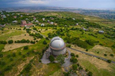 В Армении открыли станцию ГЛОНАСС