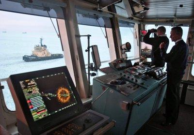 Для российских водных путей создадут навигационную систему