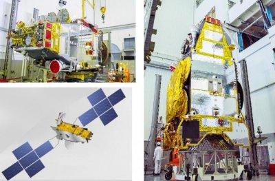 Российские военные запустили 3 из 4 запланированных спутников связи нового типа