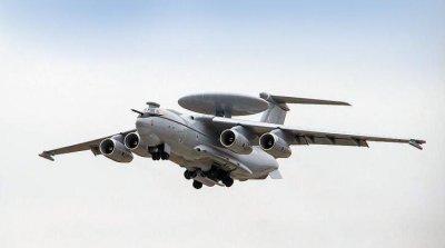 В России начаты летные испытания первого самолета А-100