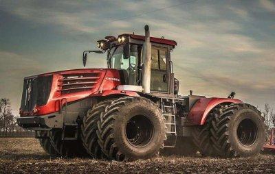 Новые российские тракторы Кировец выходят на рынок Канады и Венгрии