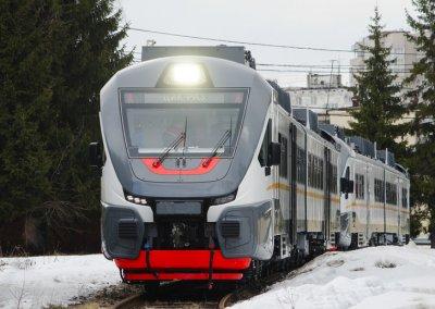 Трансмашхолдинг приступил к испытаниям нового рельсового автобуса РА-3