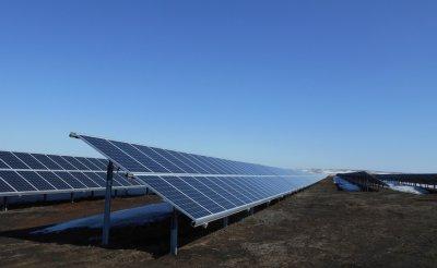 В Оренбургской области заработала новая солнечная электростанция мощностью 30 МВт