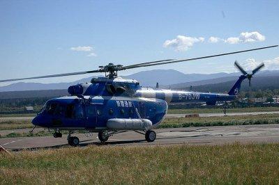 Вертолет Ми-171 с двигателем ВК-2500-03 сертифицирован в Китае