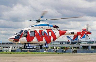 Вертолеты России представили на Paris Air Show 2019 концепт модернизированного Ансата