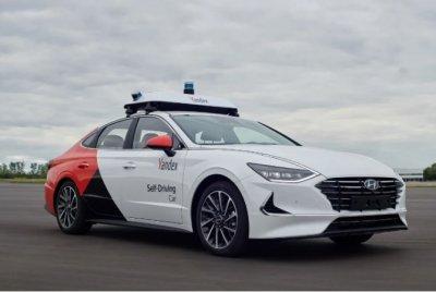 Яндекс сделал из Hyundai Sonata беспилотник и заявил о готовности тиражировать проект на другие модели