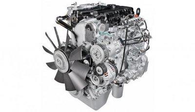 Новый российский двигатель ЯМЗ-53426 стандарта Евро 6