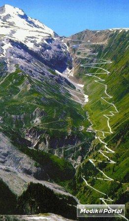 Самые опасные дороги (29 фото)