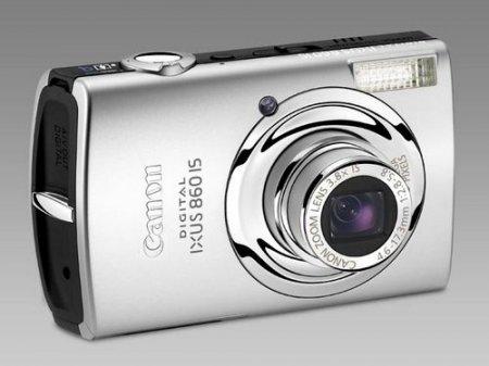 Два стильных цифрокомпакта серии Digital IXUS от Canon