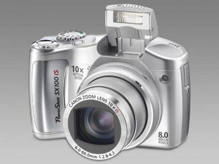 PowerShot SX: доступные фотокамеры с мощным зумом