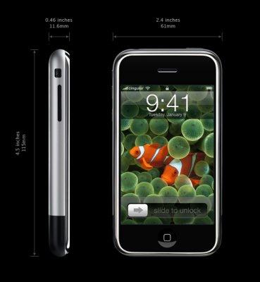 iPhone будет в Европе уже через несколько недель