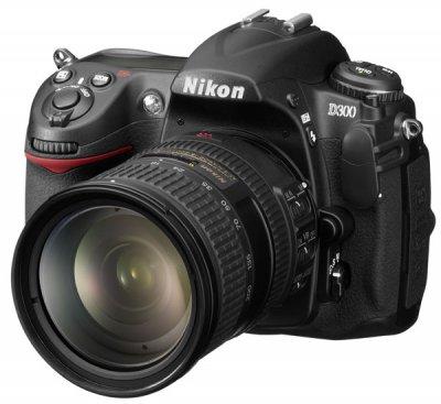 Nikon D300 – полупрофессиональная DSLR-камера