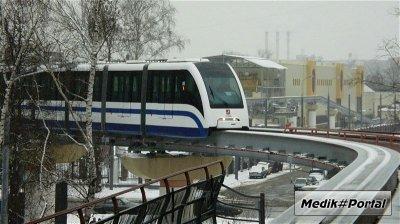 Московская монорельсовая уперлась в тупик