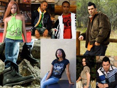 Hip - Hop одежда (Обзор) 72 фото