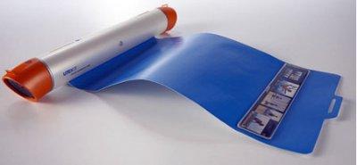 Технологичный коврик для занятия йогой
