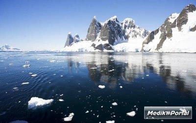 В антарктической экспедиции будет участвовать летающий робот
